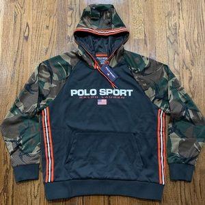 Polo Ralph Lauren Sport Camo Hoodie